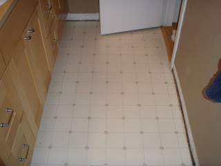 Before placing the sticky tiles - cultivatedrambler.com