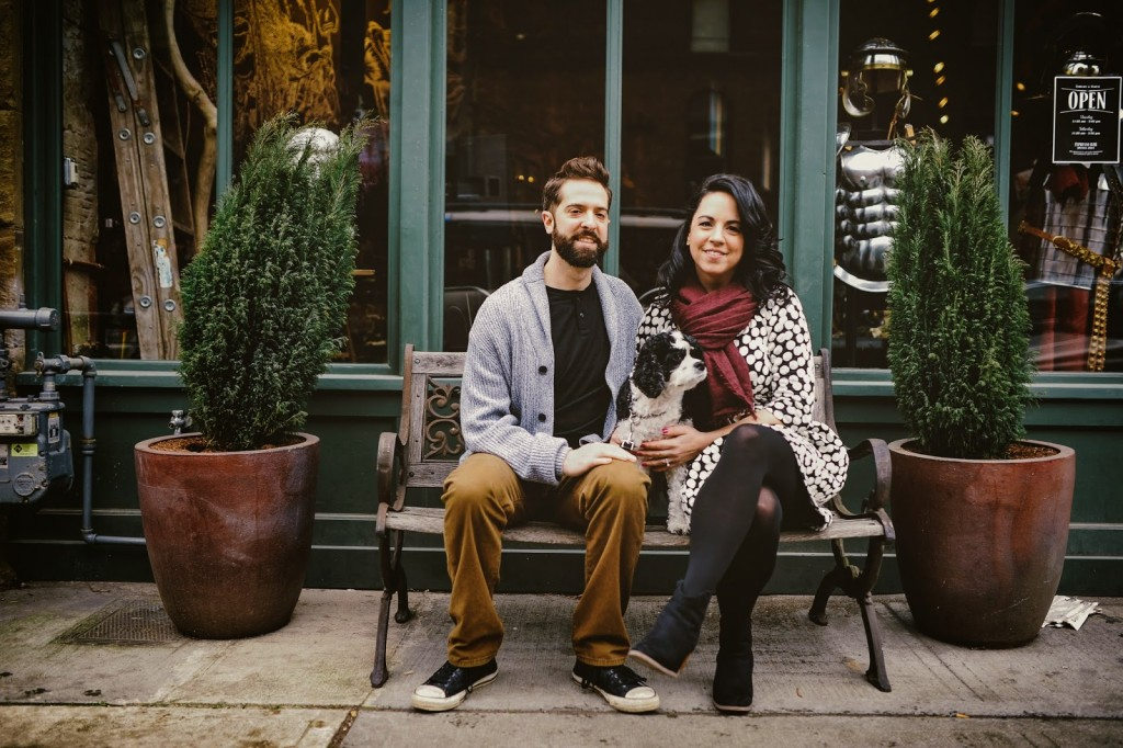 Seattle Engagement Photo Shoot - Georgetown