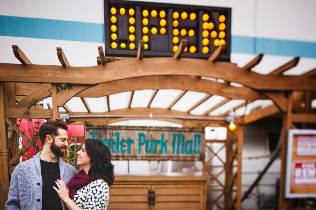 Seattle Engagement Photo Shoot - Georgetown - cultivatedrambler.com