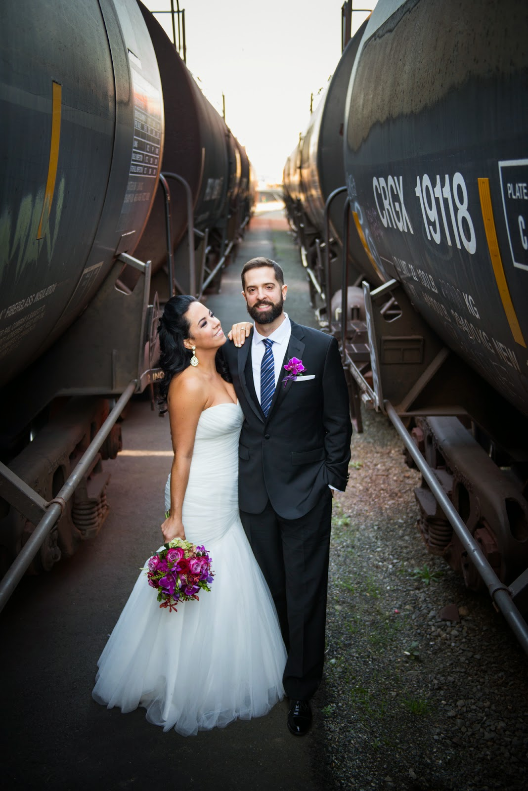 Urban wedding photography in Seattle - cultivatedrambler.com