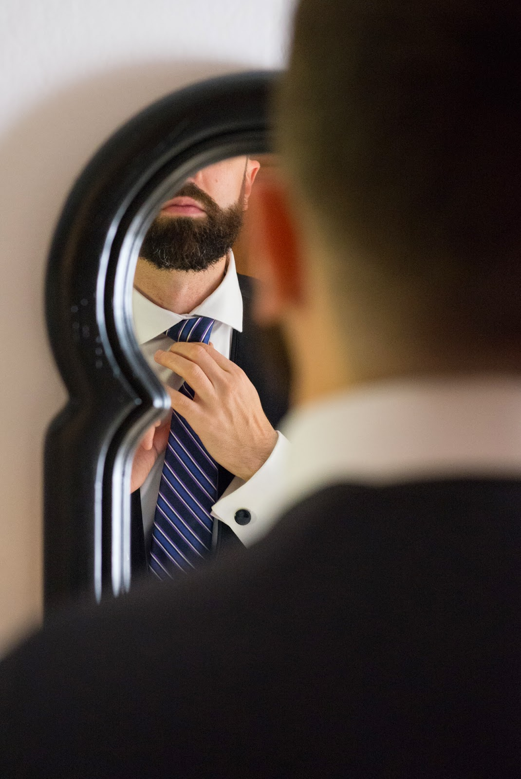 Groom getting ready - cultivatedrambler.com