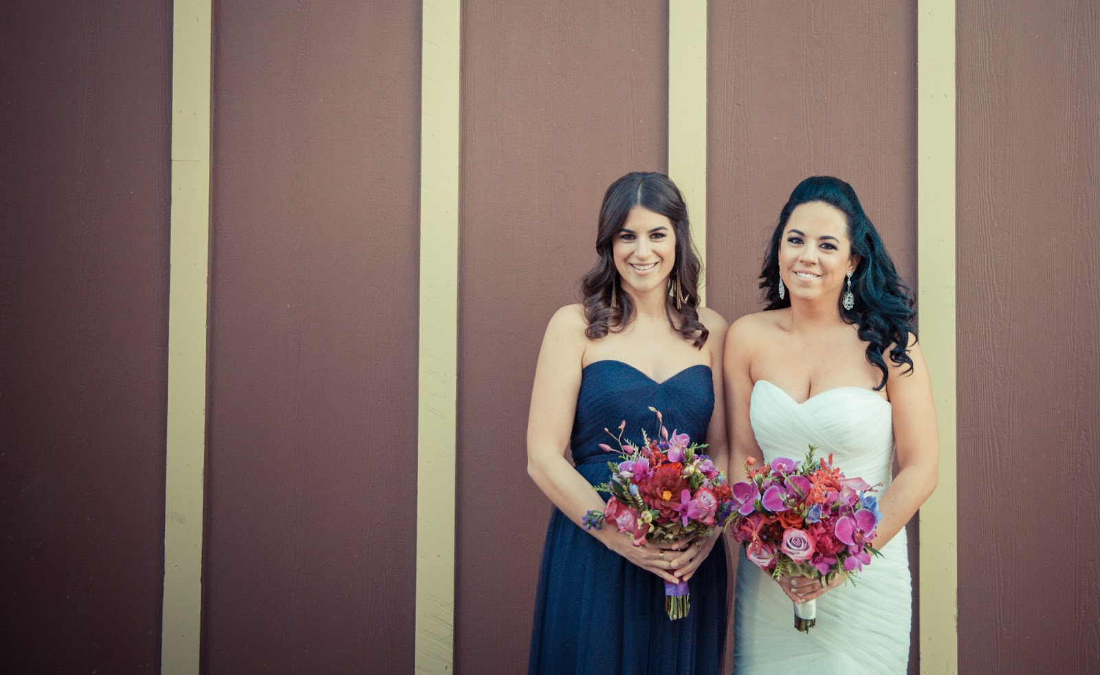 Bride and maid of honor photo shoot in Seattle - culitvatedrambler.com