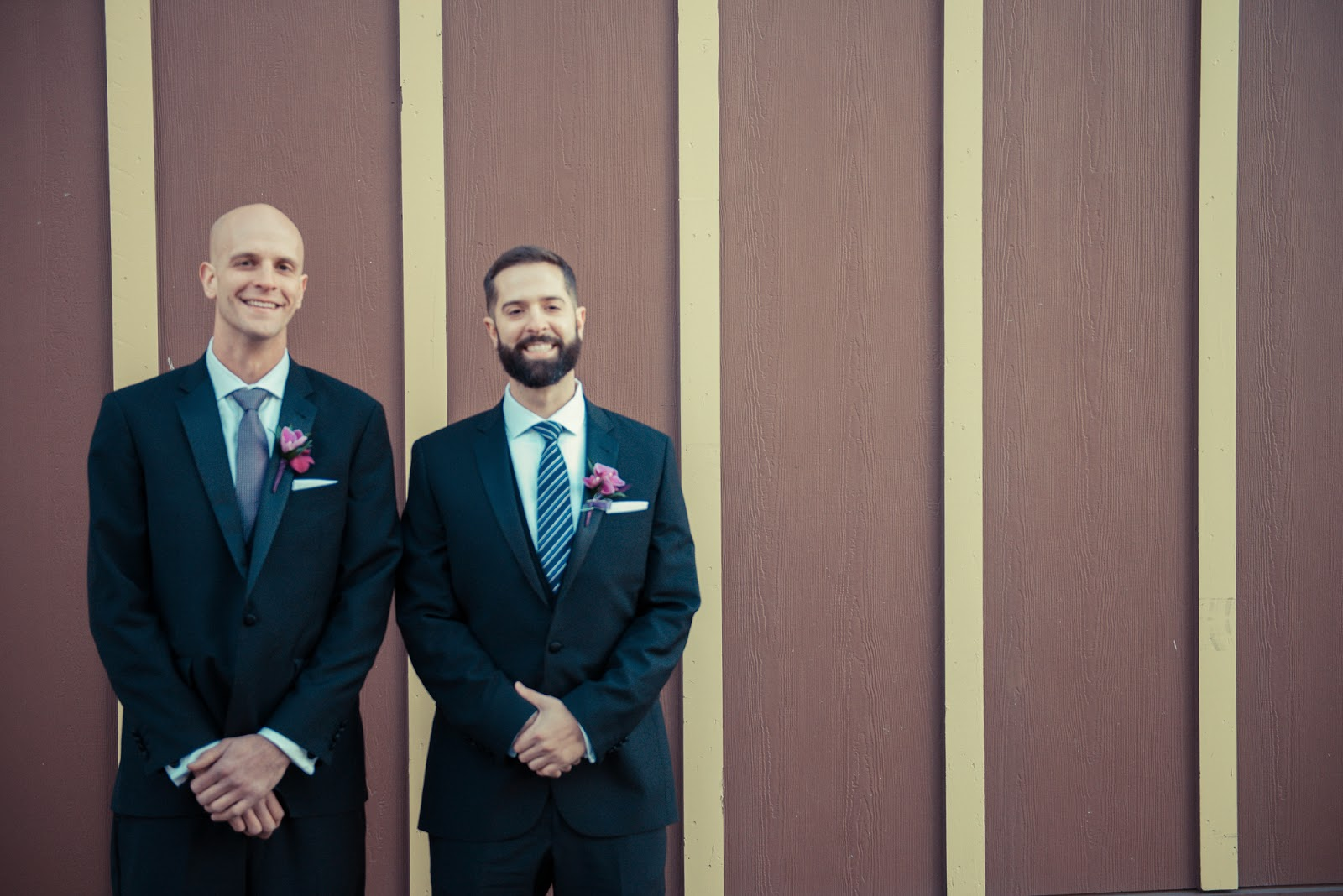 Groom and best man photo shoot - culitvatedrambler.com