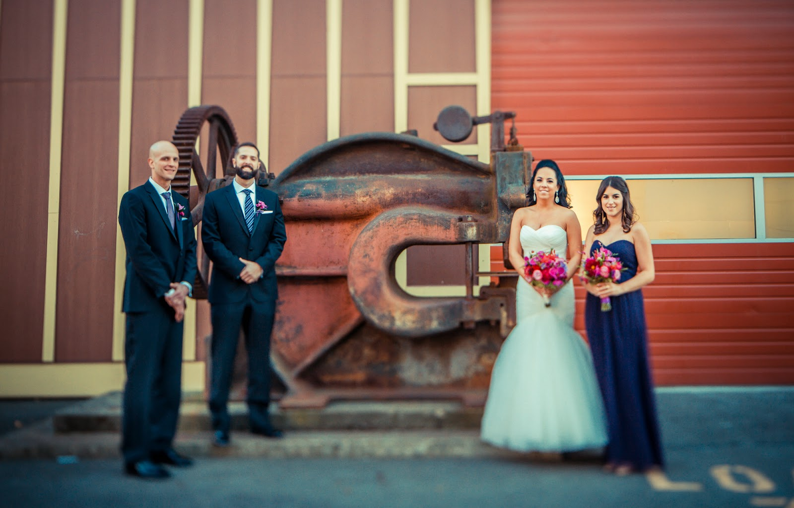 Seattle wedding photography Sodo - cultivatedrambler.com