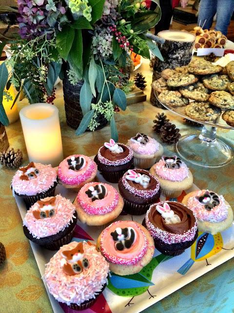 Cupcake Royale Critter Cupcakes - cultivatedrambler.com