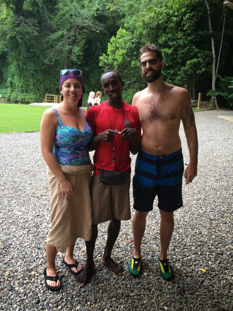 Martha Brae River Tour Jamaica - cultivatedrambler.com