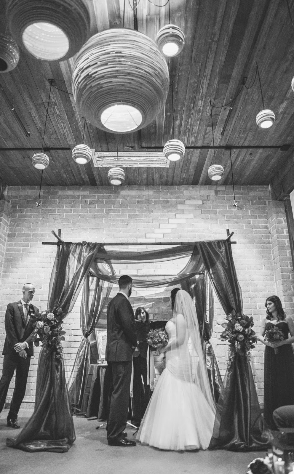 Chuppah at Within Sodo Seattle venue - cultivatedrambler.com