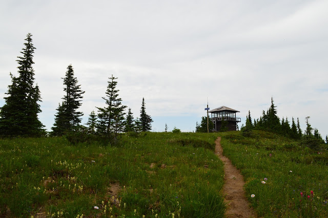 Shriner Peak Lookout, Mt. Rainier - cultivatedrambler.com