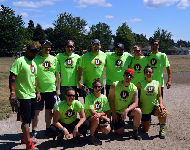Seattle Underdog Sports League Softball