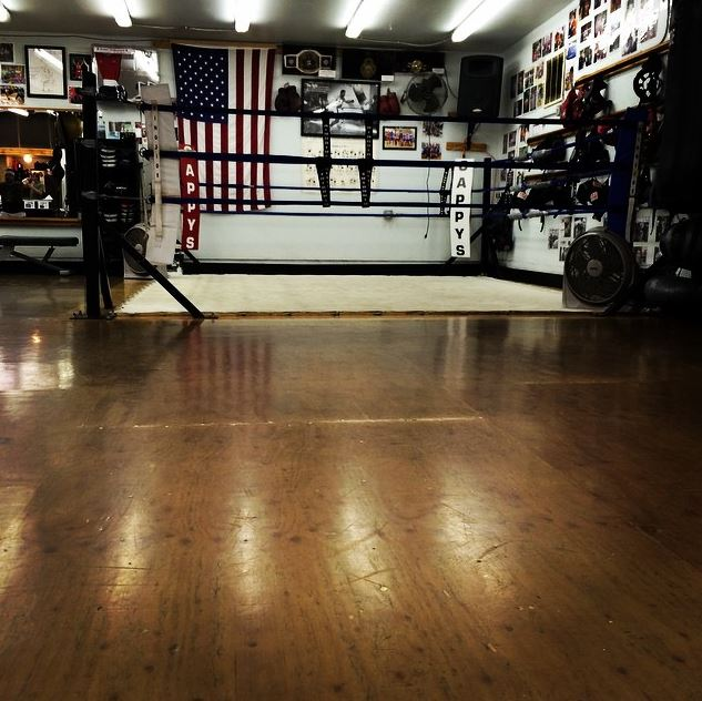 Cappy's Boxing Gym, Seattle - cultivatedrambler.com