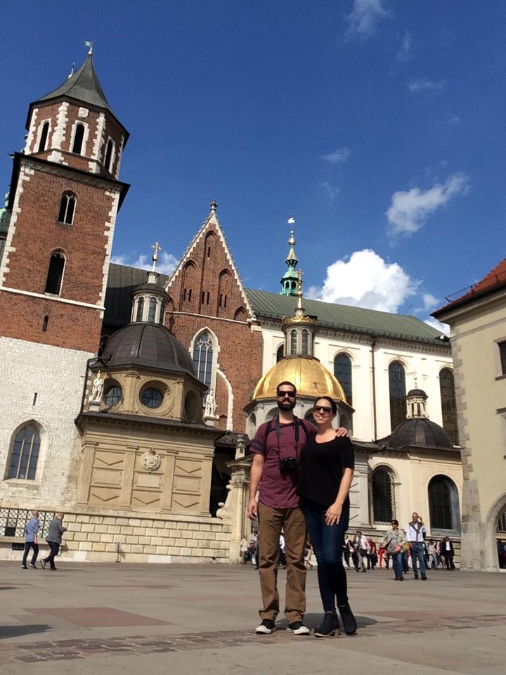 Wawel Castle, Krakow - cultivatedrambler.com