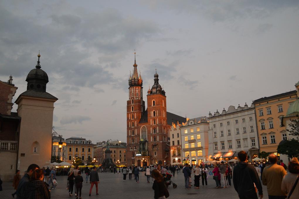 Krakow Main Square - cultivatedrambler.com