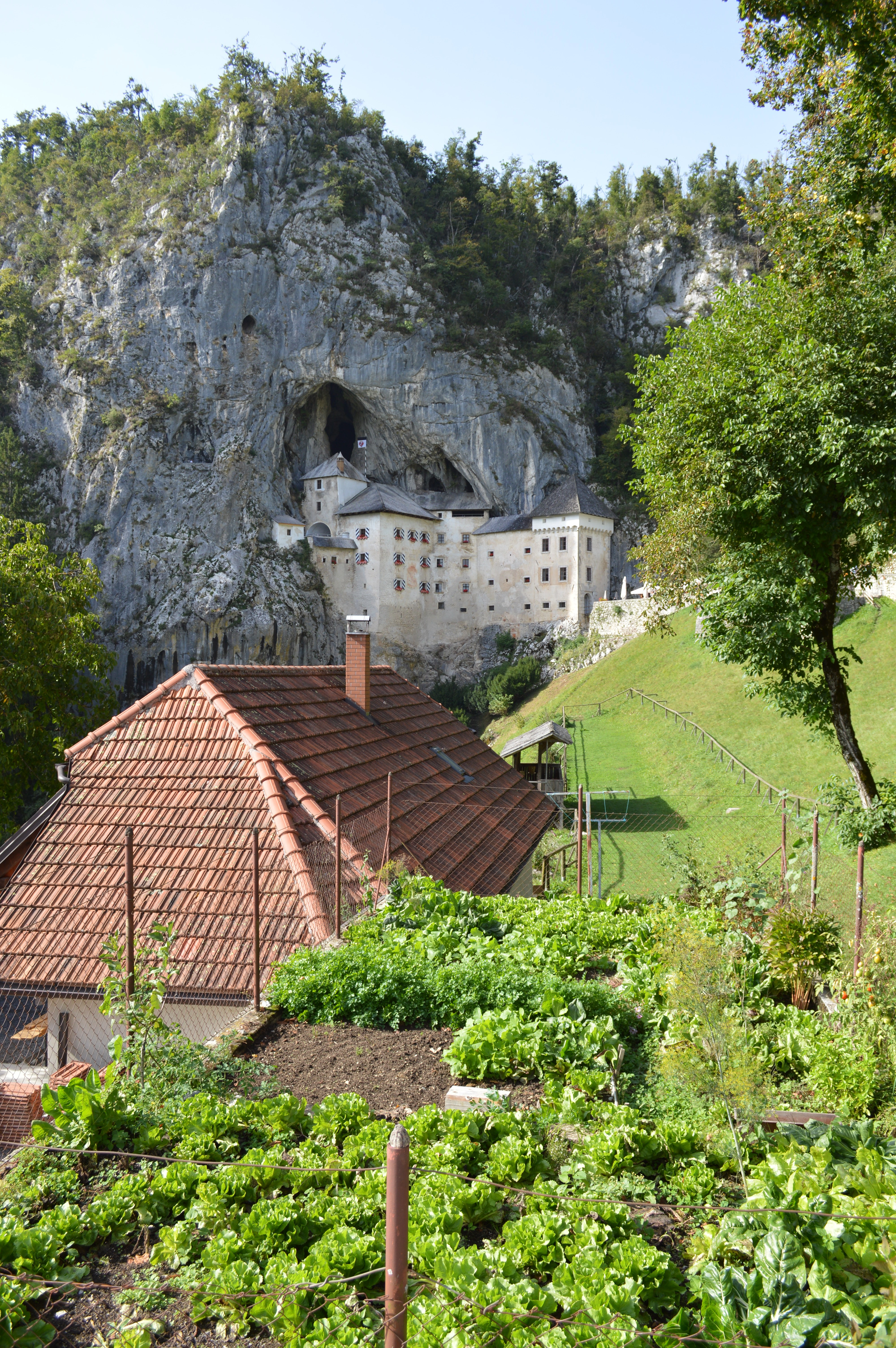 Predjama Castle, Slovenia - cultivatedrambler.com