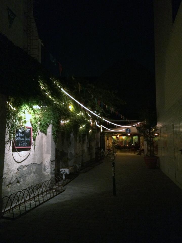 Ruin Pub, Budapest - cultivatedrambler.com