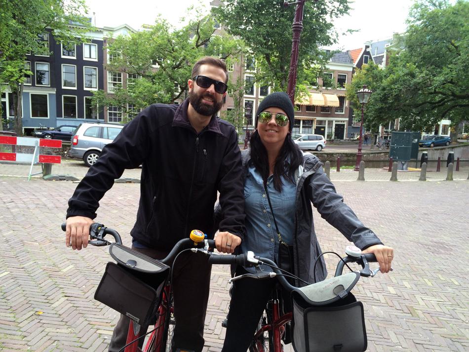 Mike's Bike Tour, Amsterdam - cultivatedrambler.com