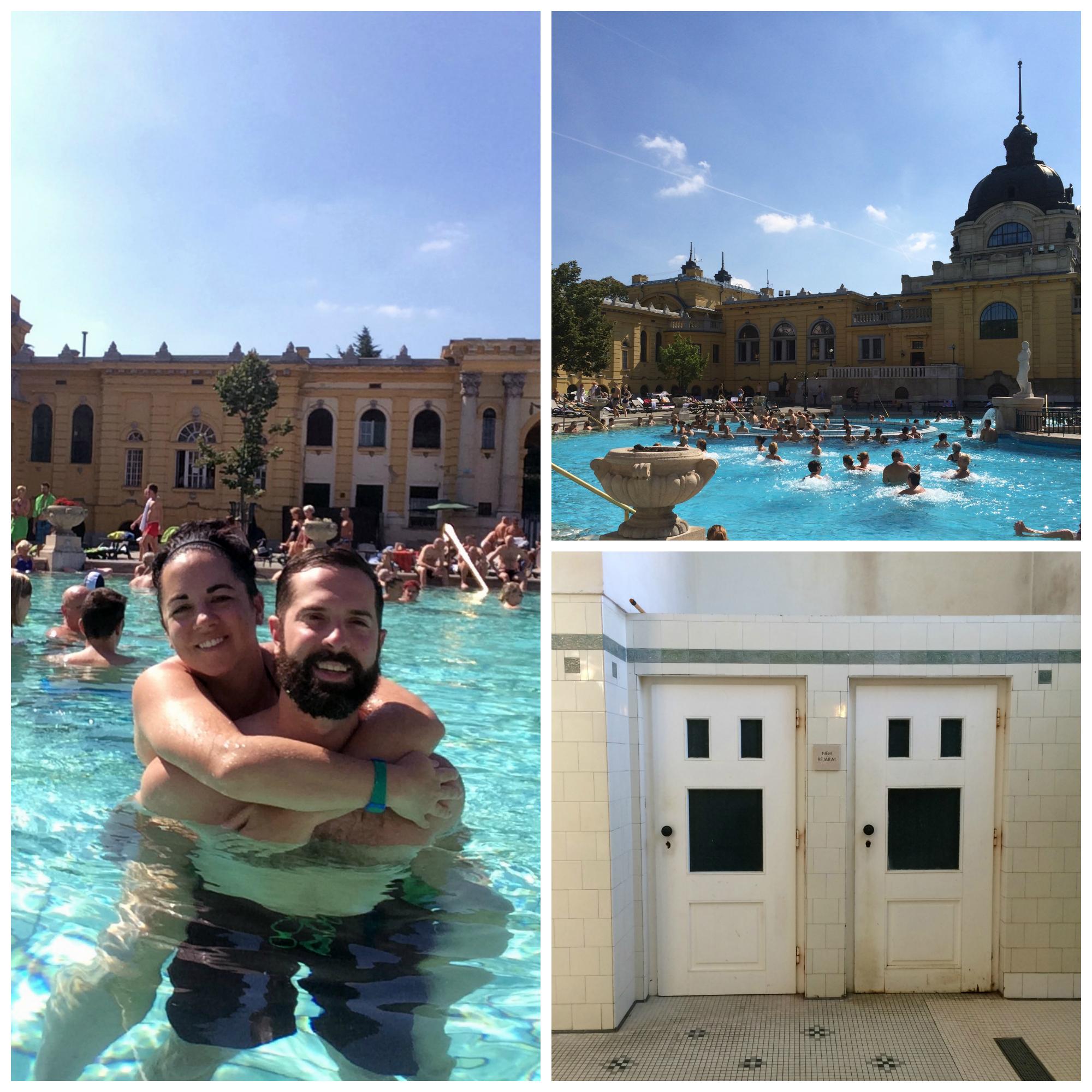 Szechenyi Baths, Budapest - cultivatedrambler.com
