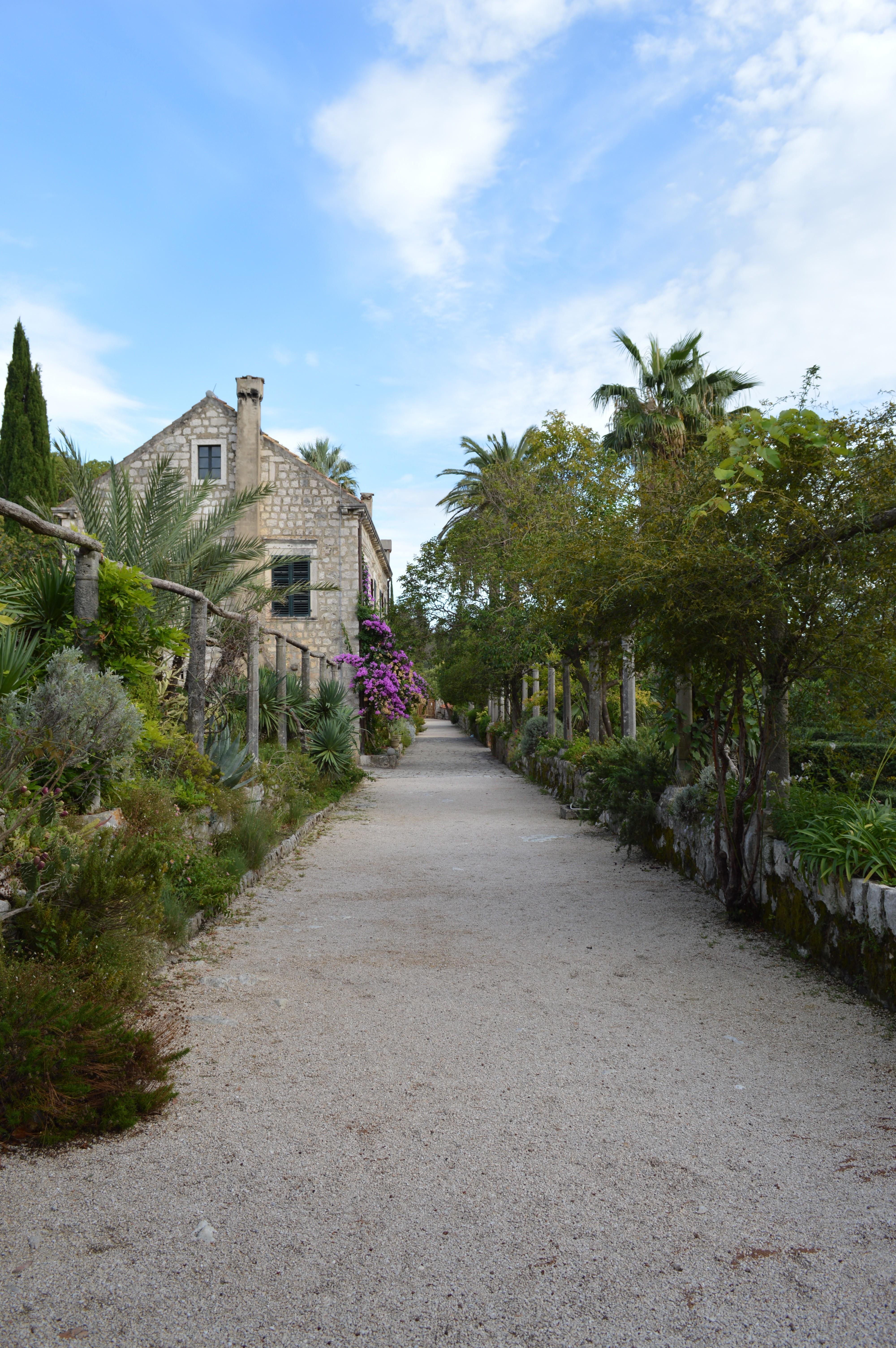 Trsteno Arboretum, Dubrovnik, Croatia - cultivatedrambler.com