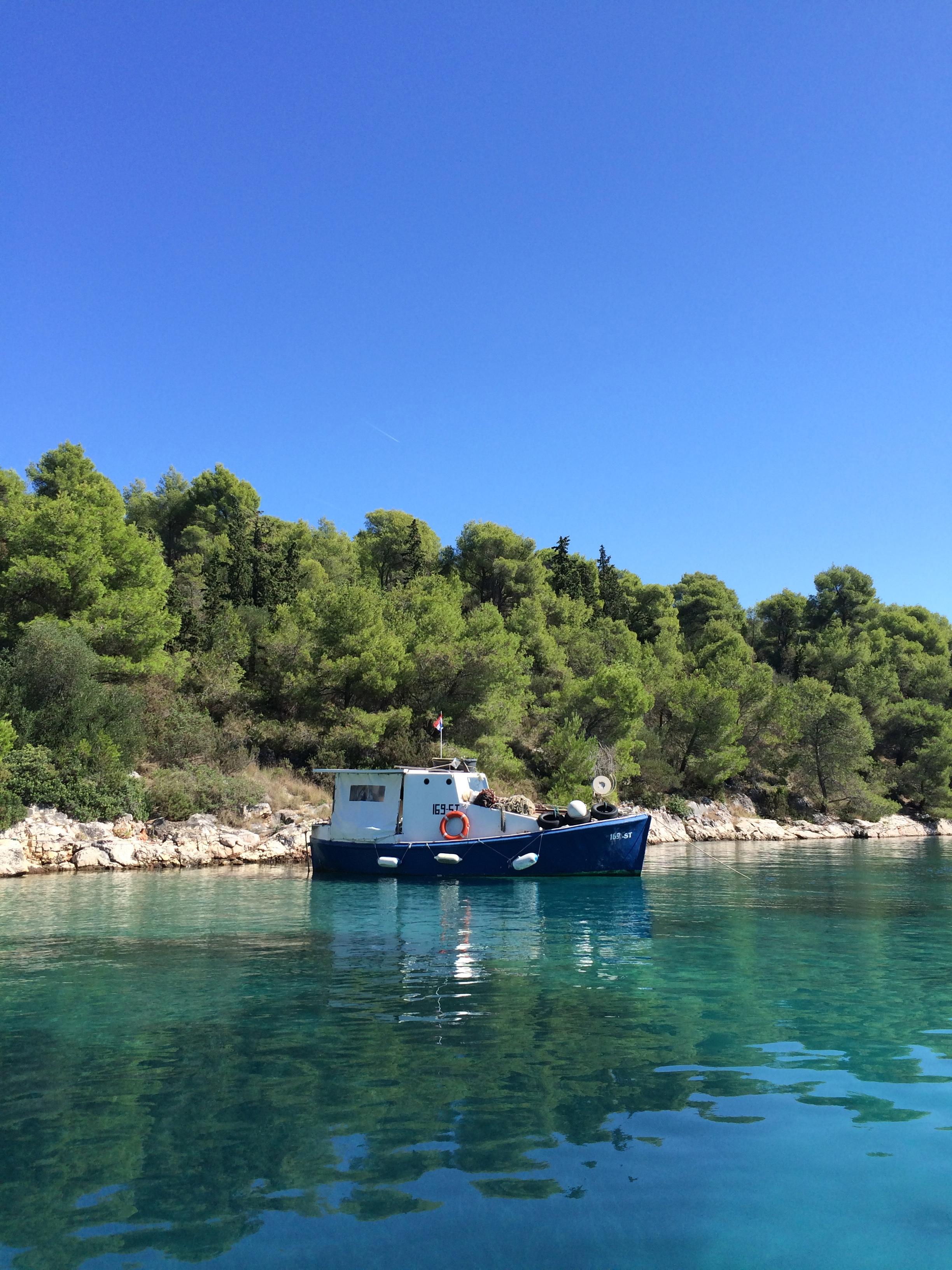 Split Sailing, Croatia - cultivatedrambler.com