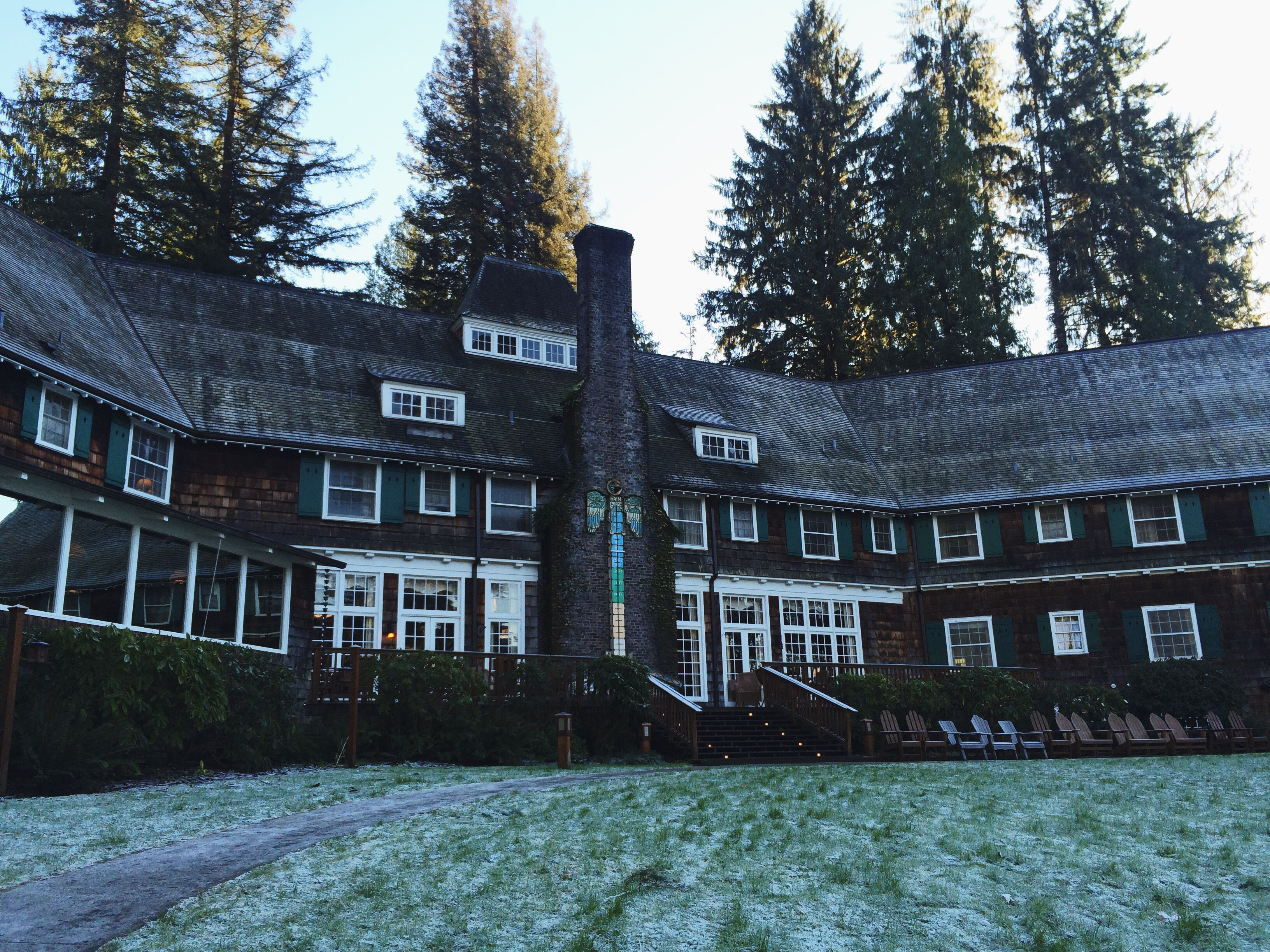 Quinault Lodge